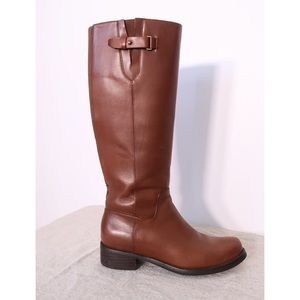 BLONDO Leather Waterproof Riding Boots